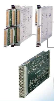 Coaxial Tree Relay Modules offer 1 or 4 coaxial trees.