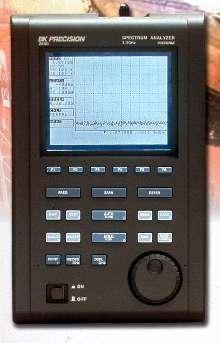 Spectrum Analyzer is PC compatible.