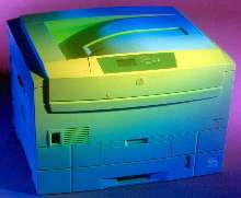 Workgroup Color Printer produces 30 pages per minute.