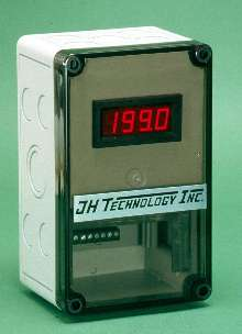 Field-Mount Isolator includes process display.