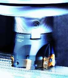 Milling Cutter offers true 90° cutting.