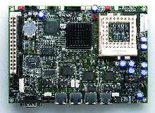 Single Board Computer suits network environments.