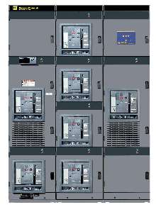 Switchgear offers transient voltage surge suppression.