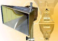 Horn Antenna offers 18 GHz frequency range.