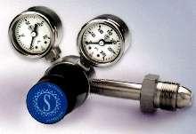 Pressure Regulators suit portable applications.