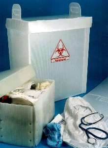 Plastic Boxes can be sterilized by gamma radiation.