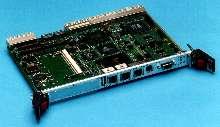CompactPCI Board utilizes dual Pentium(TM) processors.