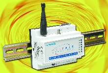 Radio Frequency Modem has frequency-hopping technology.