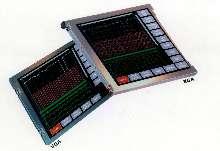 TFT LCDs offer VGA and XGA formats.