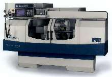 Cylindrical Grinder performs internal and external grinding.