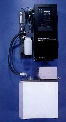 Boiler-Water Analyzer detects low levels of chloride.