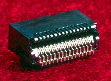 Host Connectors are suitable for XFP standard modules.