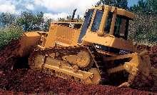 Track-Type Tractors are ergonomically designed.