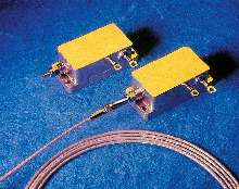 Fiber Array Packages feature small beam diameter.