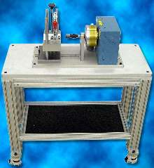 Dynamometer Table facilitates instrument transport.