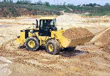 Wheel Loaders produce low emissions.