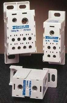 Power Distribution Blocks are finger safe.