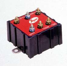 Solid-State Relays provide start-stop, on-off switching.