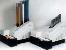 Cassette/Slide Printers utilize ink jet technology.