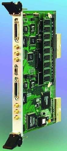 Data Acquisition Card is suited for image capture.