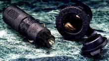 Corrosion-Resistant Plug suits mobile electrical accessories.