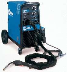 Welding System offers push-pull wire welding module.