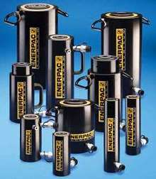 Aluminum Cylinders have strength of steel.