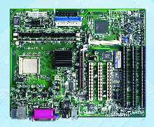 Motherboard provides Pentium 4 power for ISA cards.