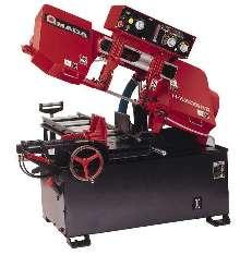 Saw has dual cut control system.