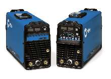 AC/DC TIG Inverter weighs 47 lb for field portability.