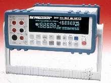Bench Multimeter has 5 ½-digit dual display.