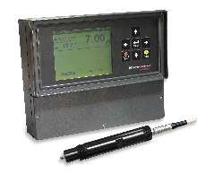 In-Line pH Analyzer uses non-glass probes.