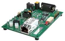 Embedded Web/Networking Server is offered in RJ-45 package.