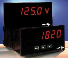 Panel Meter suits applications that only require display.