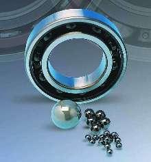 Ball Bearings suit large variable-speed motors.