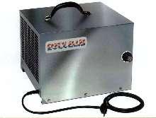 Portable Dehumidifier circulates 150 cu ft of air/minute.