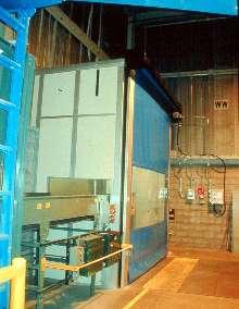 Compactor Enclosures feature modular walls.