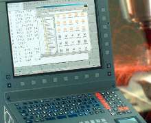 Control System works with Windows 2000 operating system.