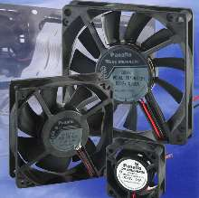 Rotary Fans operate quietly with high rpm.