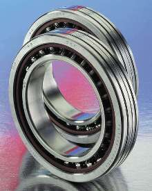 Spindle Bearings handle high-speed applications.