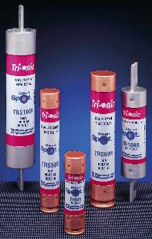 Fuses are offered with SmartSpot(TM) open-fuse indicator.