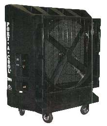 Portable Cooling Fan is available with 48 in. diameter.