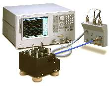 RF Impedance/Material Analyzer utilizes one test head.