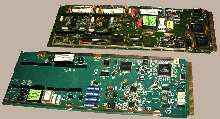 Multiplexer supports digital/analog (VF) interfaces.