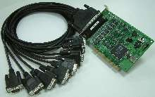 Serial Boards feature multiports for PCI interface.