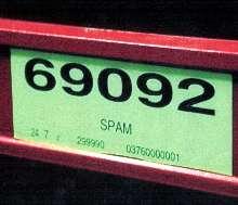 Label Beam eliminates bar code label damage.
