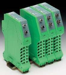 Fiber-Optic Converters isolate DeviceNet networks.