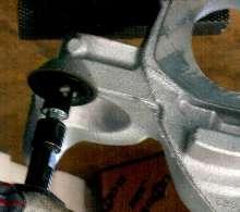 Resin Fiber Discs perform aluminum grinding operations.