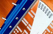 Nickel Squeegee outperforms steel and polyurethane.