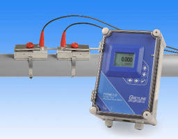 Ultrasonic Flowmeter eliminates downtime and pipe cutting.